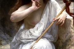 William Adolphe Bouguereau: Mailice