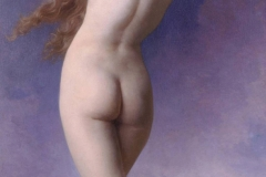 William Adolphe Bouguereau: Letoile Perdue